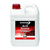Autochem Red Antifreeze