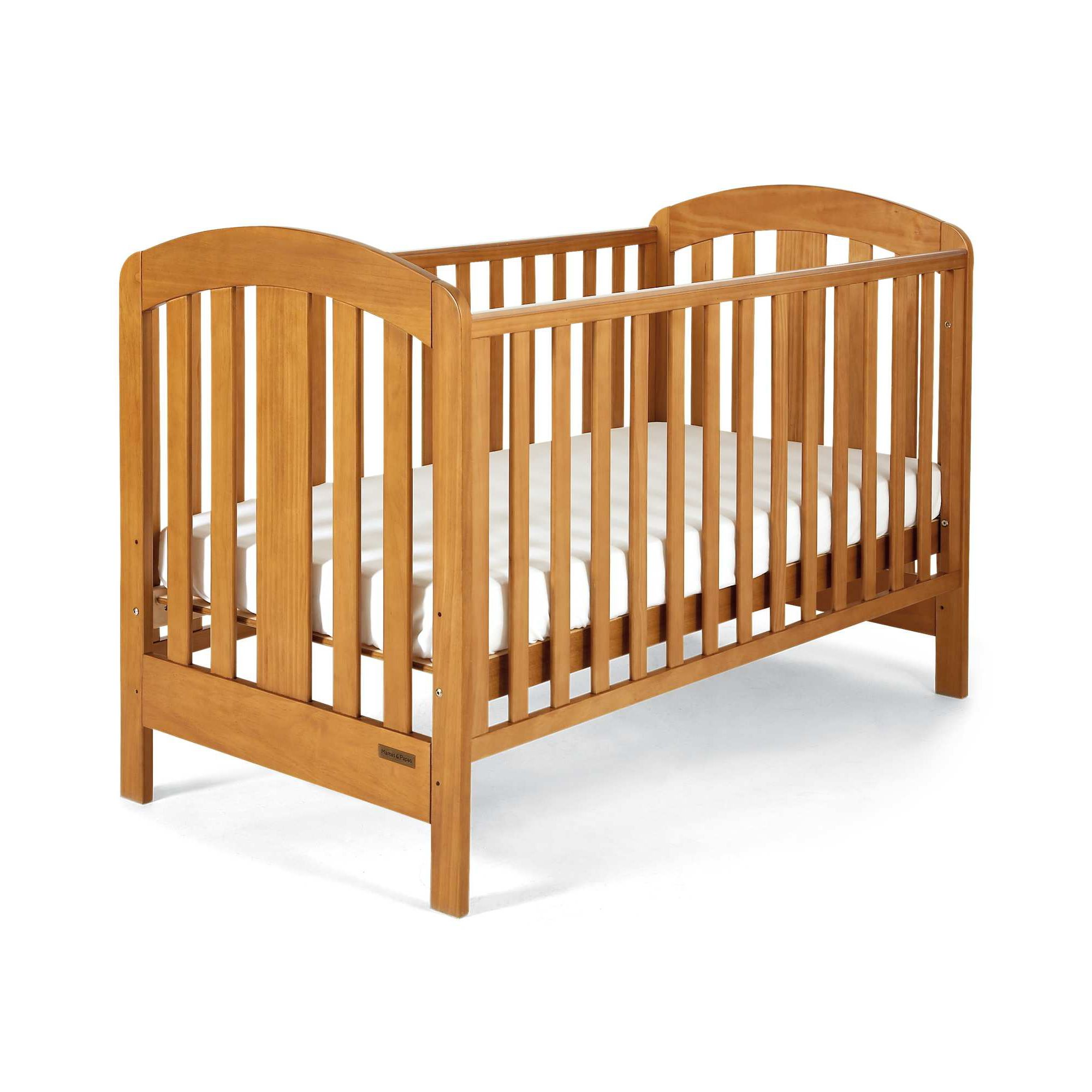Mamas & Papas - Fern Pine - Cot/Toddler Bed at Tesco Direct