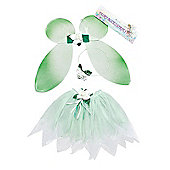 Childs Fairy Set Green