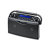 ROBERTS ECOLOGIC 4 DAB/FM PORTABLE RADIO (BLACK)