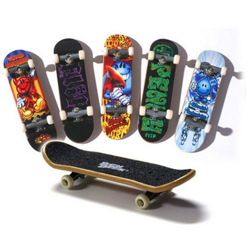 Muddleit 96mm Board Single RANDOM Skateboard  Tech Deck
