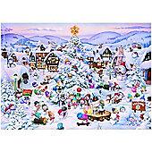 Christmas Choir Puzzle