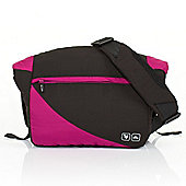 ABC Design Courier Changing Bag (Grape)