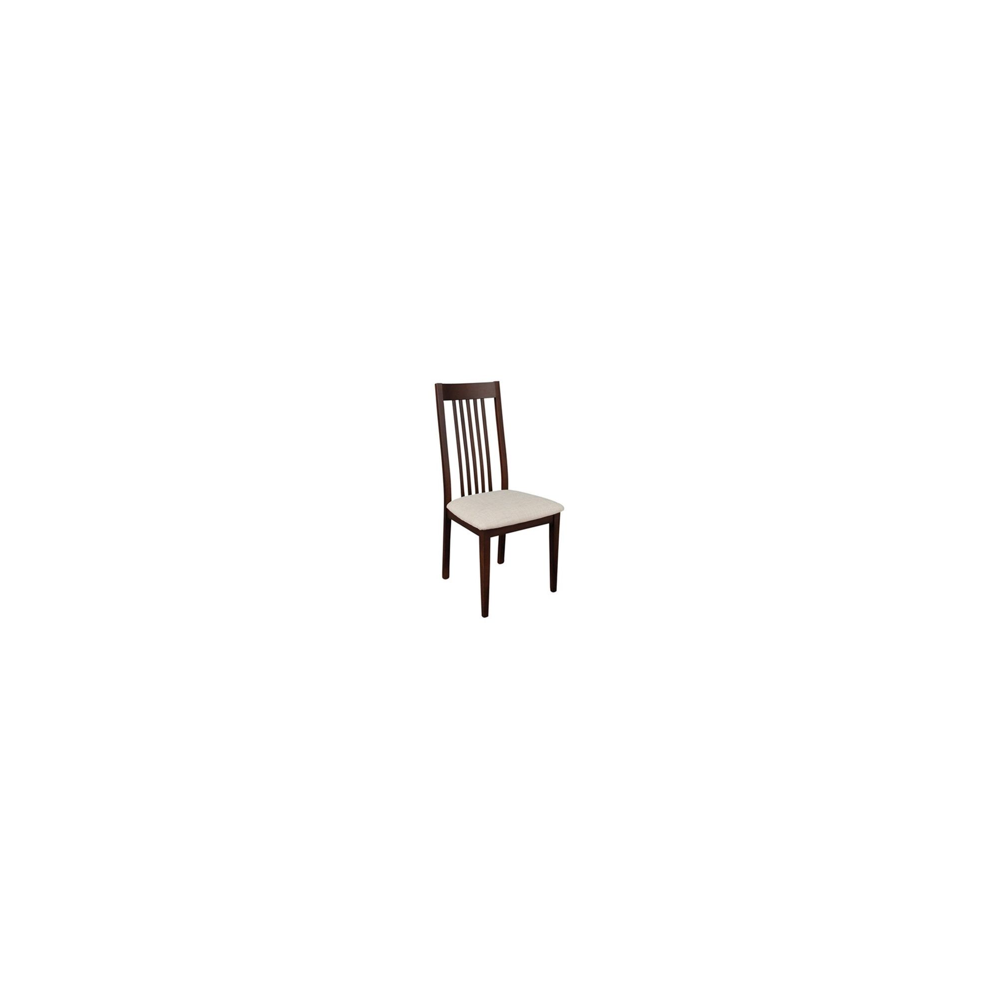 Other Caxton Royale Slat Back Dining Chair in Dark Oak (Set of 2)