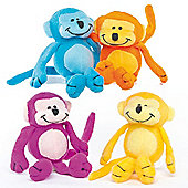 Monkey Bean Pals (Pack of 4)