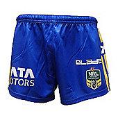 Xblades NRL Parramatta Eels Home Shorts 2015 - Blue