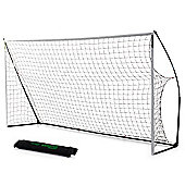QuickPlay Kickster Academy Ultra-Portable Futsal Football Goal, 3m x 2m