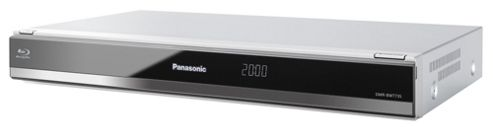 PANASONIC DMRBWT735 FREEVIEW+ HD BLU-RAY & HARD DISK RECORDER WITH TWIN HD TERRESTRIAL TUNER
