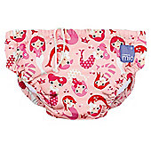 Bambino Mio Swim Nappy (Extra Large Mermaid 12-15kg)