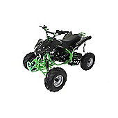 125cc 4 Stroke Quad Bike with Reverse Green