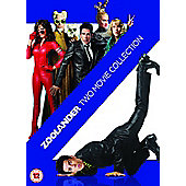 Zoolander / Zoolander 2 Double Pack DVD