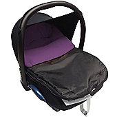Car Seat Footmuff To Fit hauck Purple