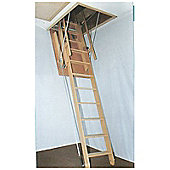 Timber Electric Loft Ladder (Balmoral)