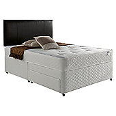 Silentnight Miracoil Comfort Ortho Tuft Non Storage Super King Divan