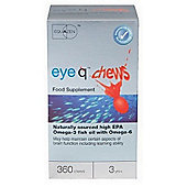 Equazen Eye Q Chews 360 Capsules