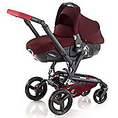 Jane Rider Matrix Light 2 Travel System (Flame)