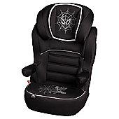 Spiderman SP Car Seat, Group 2-3, Black