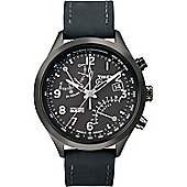 Timex Intelligent Quartz Gents Fly-Back Chronograph Watch T2N930
