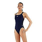 Speedo Women's Endurance+ Medalist Swimsuit - Navy