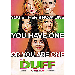 The Duff DVD