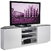 UK-CF Milan White TV Stand for up to 60 inch