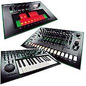Roland AIRA Pack 2 Includes TB-3 Touch Bassline, SYSTEM 1 Synthesiser, VT-3 Voice Transformer
