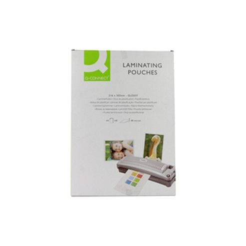Q-Connect Laminating Pouch A4 80micron Pack of 100 KF04114