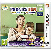 Phonics Fun with Biff, Chip and Kipper Vol.3 3DS