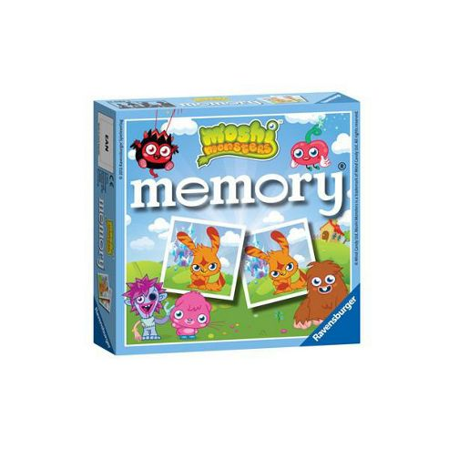 Mini memory Games Girls - Assortment – Colours & Styles May Vary