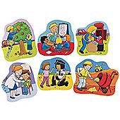ELC I Want To Be... 6 Job Puzzles