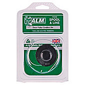ALM Filled Spool for Tesco Value Cordless Grasstrimmer