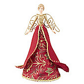 Traditional Luxury Fairy Christmas Tree Topper