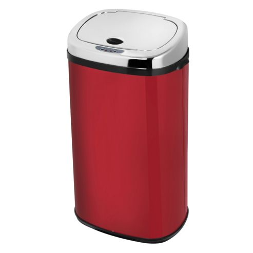 Buy Morphy Richards 42l Square Sensor Bin From Our