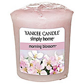 Yankee Candle Votive, Morning Blossom