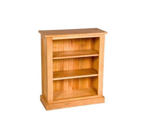 Elements Rustic Medium Oak Bookcase