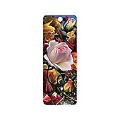 Cheatwell Games 3D Bookmark - Roses