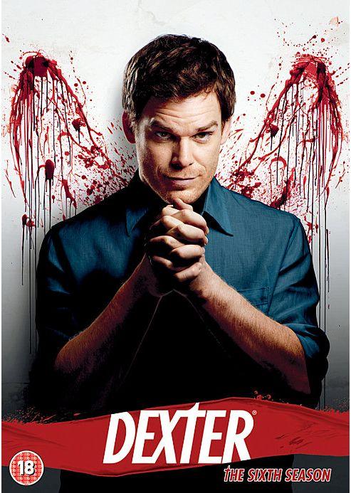 Dexter - Series 6 - Complete (DVD Boxset)