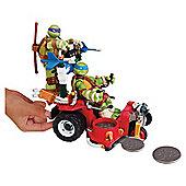 Turtles Vehicle Grass Kicker