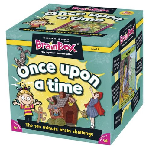 BrainBox once upon a time Memory Card Game