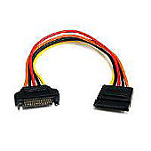 StarTech 8 inch 15 pin SATA Power Extension Cable