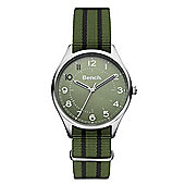 Bench Mens Fabric Fashion Watch - BC0425SLGR