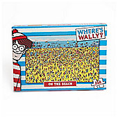 Wheres Wally kids puzzle Beach 100pc