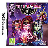 Monster High 13 Wishes (Nintendo Wiiu)