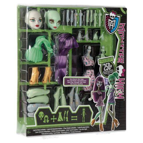 Monster High Mummy & Gorgon Girl Create a Monster Pack