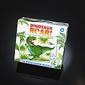 Dinosaur Roar! 24 pc Floor Puzzle for 3yrs+ by Paul Lamond