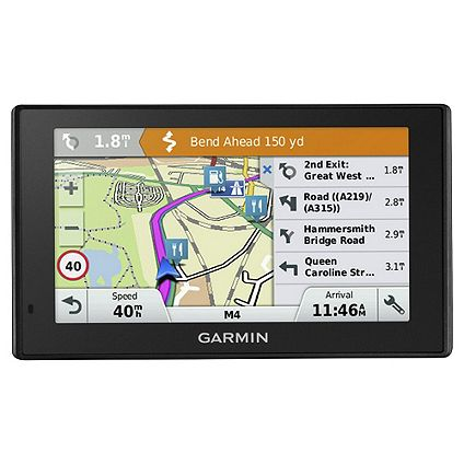 Claim £20 on selected Garmin Drivesmart Sat Navs