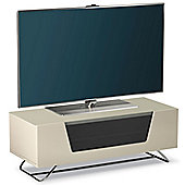 Alphason Chromium Ivory TV Stand for up to 50 inch TVs