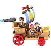 Jake and the Never Land Pirates Sailwagon