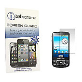 S-Protect LCD Screen Protector & Micro Fibre Cleaning Cloth - Samsung i7500 Galaxy