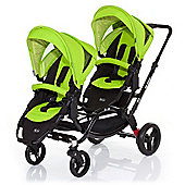 ABC Design Zoom Tandem Pushchair (Lime)